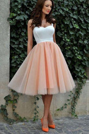 white&blush-pink-tulle-homecoming-gown-with-double-straps