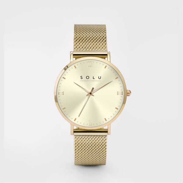 Mia Gold Gold 36MM