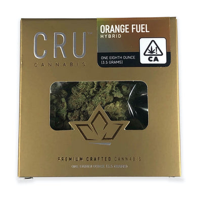 CRU - 3.5G FLOWER - ORANGE FUEL - HYBRID