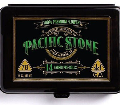 Pacific Stone | 7.0G 14-Pack Preroll | Hybrid