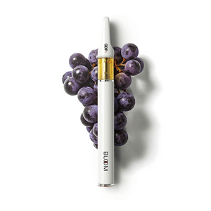 BLOOM - DISPOSABLE VAPE PEN 350MG - INDICA - GRANDDADDY PURPLE-VAPE PEN-Emberz Cannabis Delivery