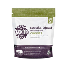 Load image into Gallery viewer, KANEH CO - 100MG THC - CHOCOLATE CHIP COOKIES-EDIBLE-Emberz Cannabis Delivery
