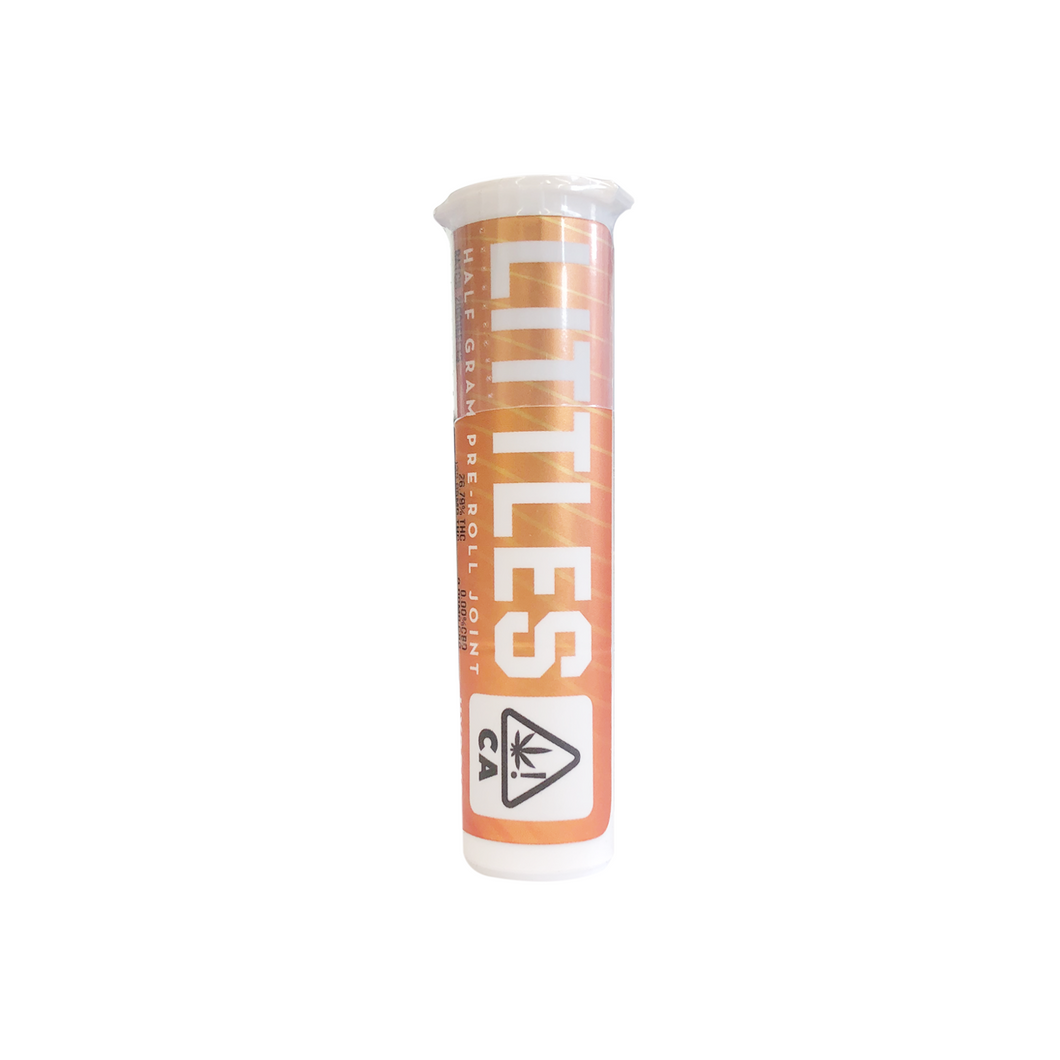 LITTLES - 1/2 GRAM - PRE ROLL - HYBRID-PRE ROLL-Emberz Cannabis Delivery