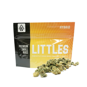 LITTLES - 3.5GM - PREMIUM SMALL NUGS - HYBRID-FLOWER-Emberz Cannabis Delivery
