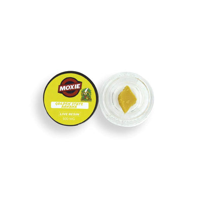 Moxie LR | Budder | Golden State Banana | 0.5G |-Concentrate-Emberz Cannabis Delivery