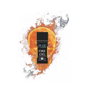 PLUG N PLAY - DNA FIRE OG - 1G-CARTRIDGE-Emberz Cannabis Delivery