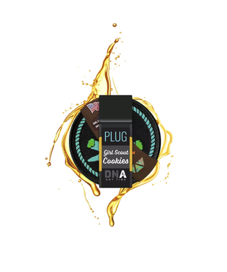 PLUG N PLAY - DNA GIRL SCOUT COOKIES - 1G-CARTRIDGE-Emberz Cannabis Delivery