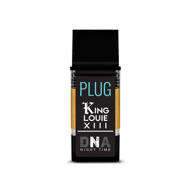 PLUG N PLAY - DNA King Louis - 1G-CARTRIDGE-Emberz Cannabis Delivery