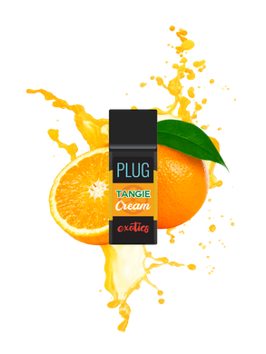 PLUG N PLAY - EXOTICS TANGIE CREAM - 1G-CARTRIDGE-Emberz Cannabis Delivery