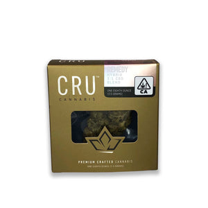 CRU - 3.5G FLOWER - Remedy 3-1 - HYBRID