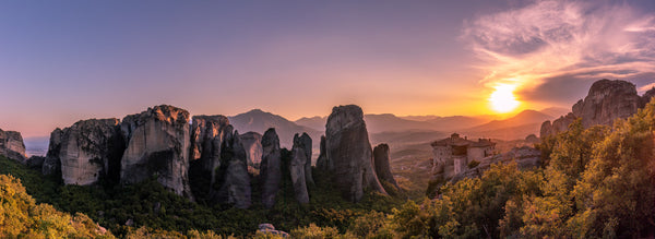 Feel the Rocks: Visit Meteora