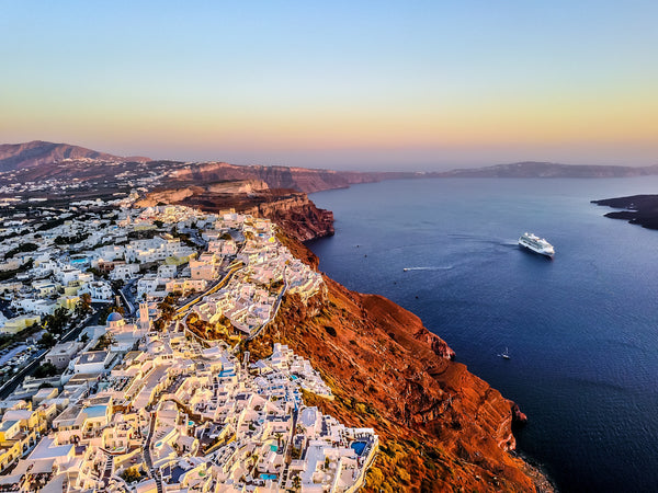 Movies Filmed on Greek Islands