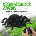 Remote Control Wall Climbing Spider Toy For Christmas