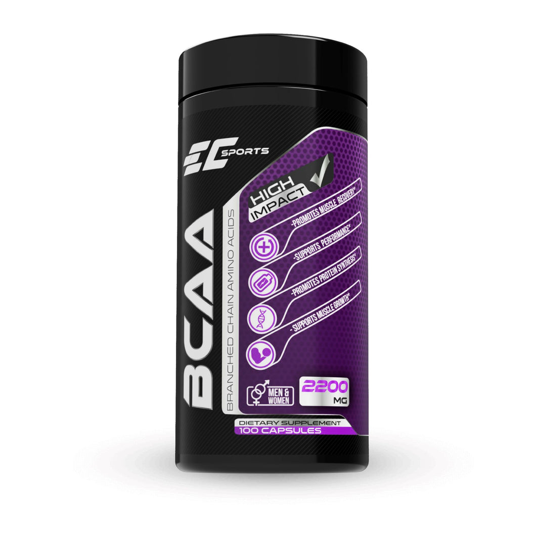 Fermented BCAA's - Branch Chained Amino Acids