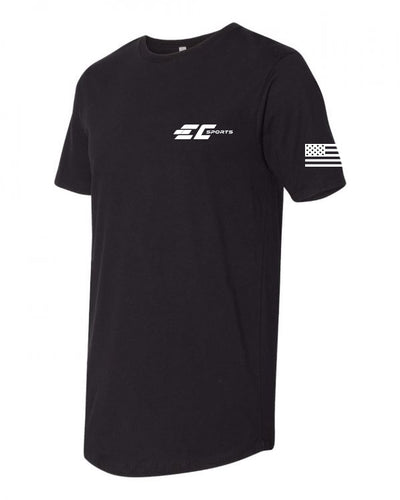 Long Body American Made Premium Tee
