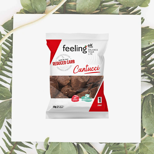 Cantucci cacao - Feeling Ok