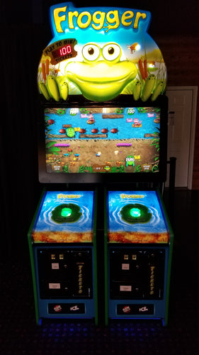 Frogger- Redemption Center / Arcade Game - Star Valley Vending