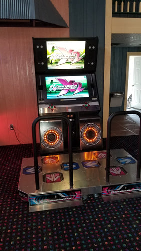 Dance Dance Revolution - Redemption Center / Arcade Game - Star Valley Vending