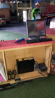 Centeredge Computer System - $3150.00 (Only sold after all redemption games are sold)