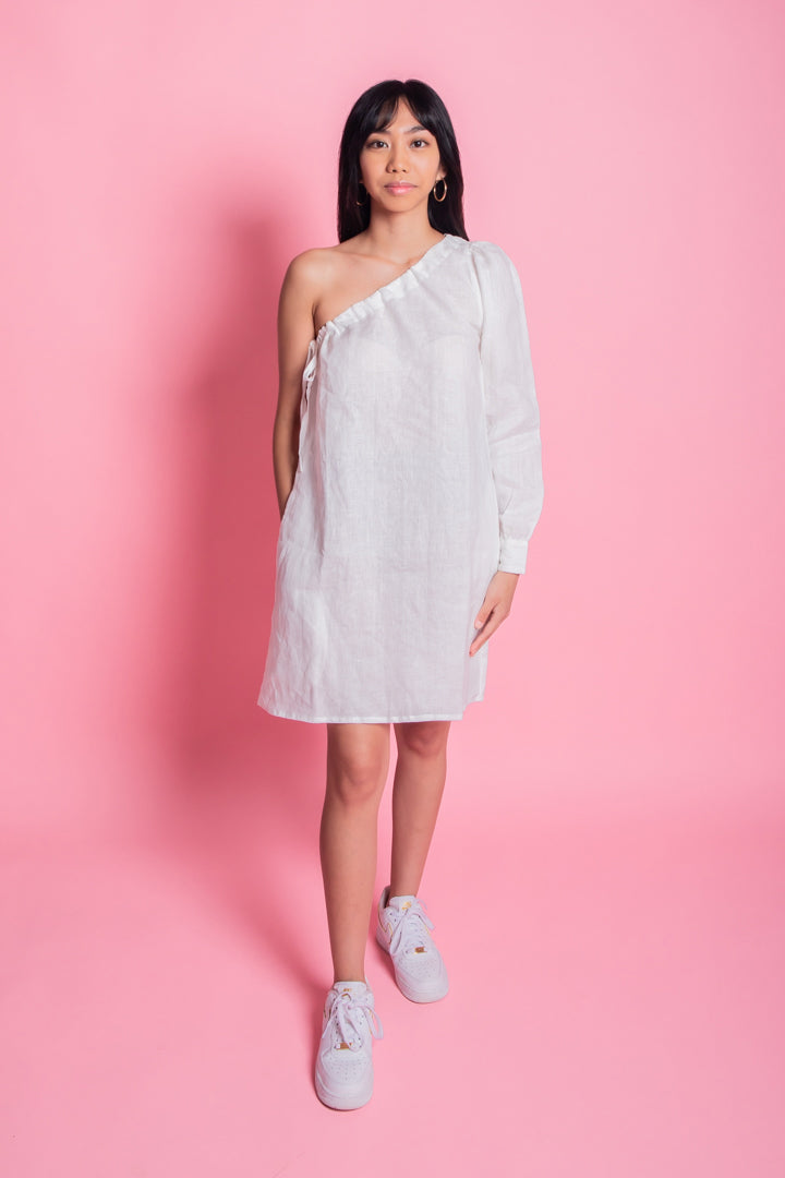 Ethical Linen Party Dress