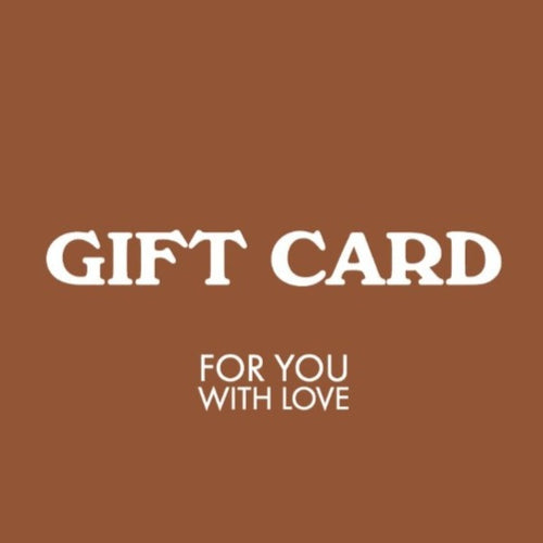 Ethical Fashion Gift Card