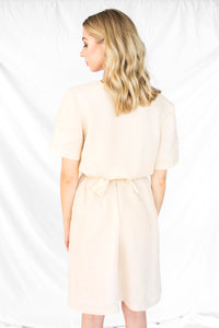Ethical Linen Business Dress