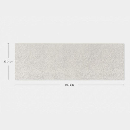 Porcelanosa Cubica Blanco - 33.3x100cm Décor Wall Tiles