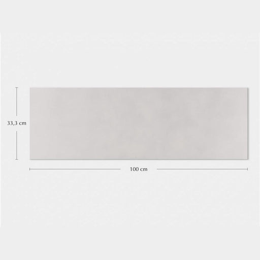 Porcelanosa Cubica Basic Blanco - 33.3x100cm Wall Tiles