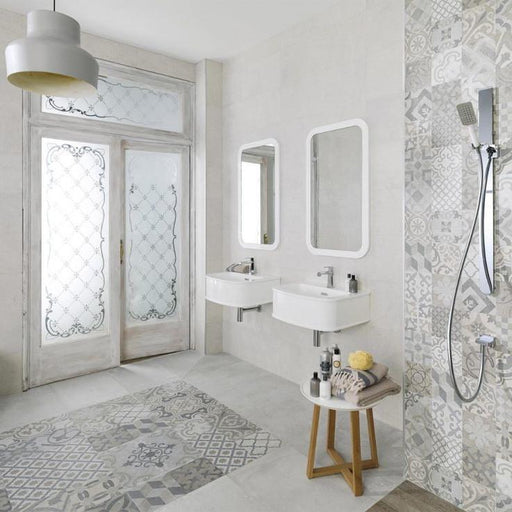 Porcelanosa Dover Antique - Patterned Floor Tiles