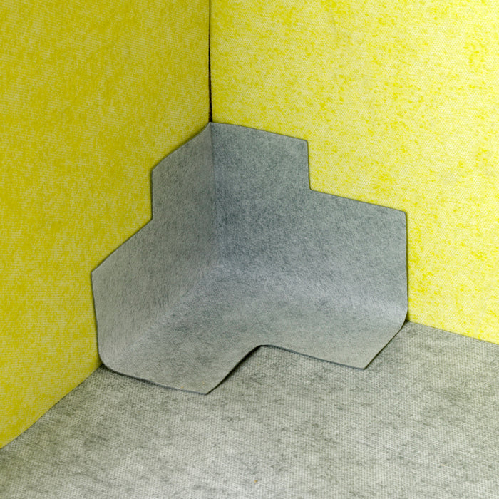 Flexible Internal Corner