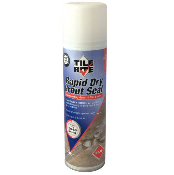 600ml Rapid Dry Grout Seal - RDA042