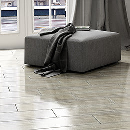 Hacienda Tile Range - Wood effect in a matt finish - 20cm x 120cm