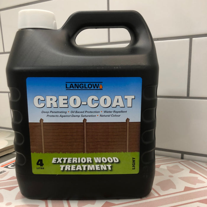 Creo-Coat Timber Treatment - Creosote replacement