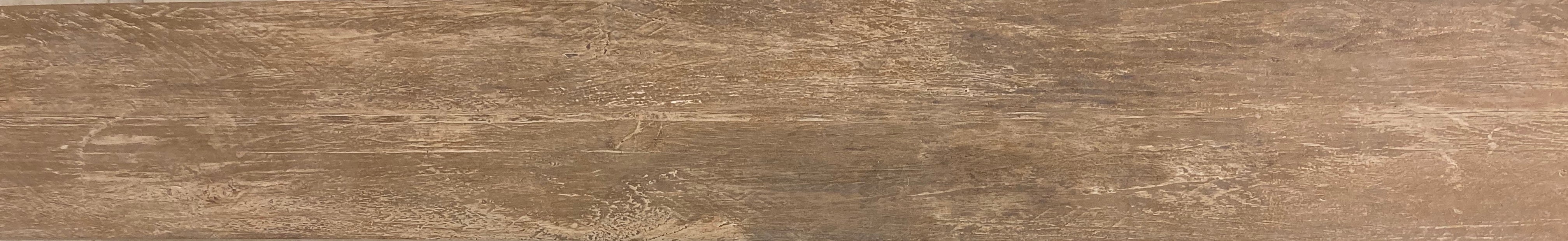Italian, Wood effect porcelain floor tiles 15x100cm