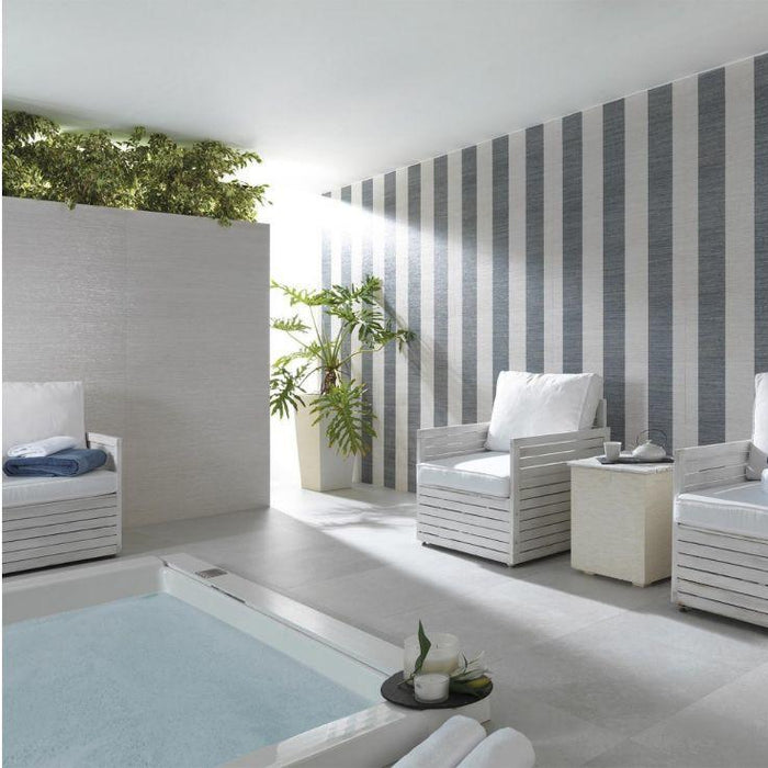 £42.49/sqm - Porcelanosa Japan Blanco - 25x44.3cm Feature Wall Tiles