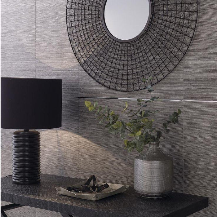 £69.83/sqm - Porcelanosa Japan Marine - 31.6x90cm Feature Wall Tiles