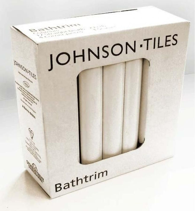 Johnson Tiles Ceramic Bathtrim PRG1