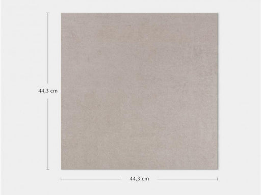 Porcelanosa Park Blanco - 44.3x44.3cm Wall & Floor Tile
