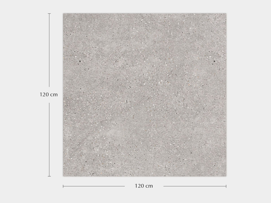 Porcelanosa Bottega Acero - 120x120cm Wall & Floor Tile