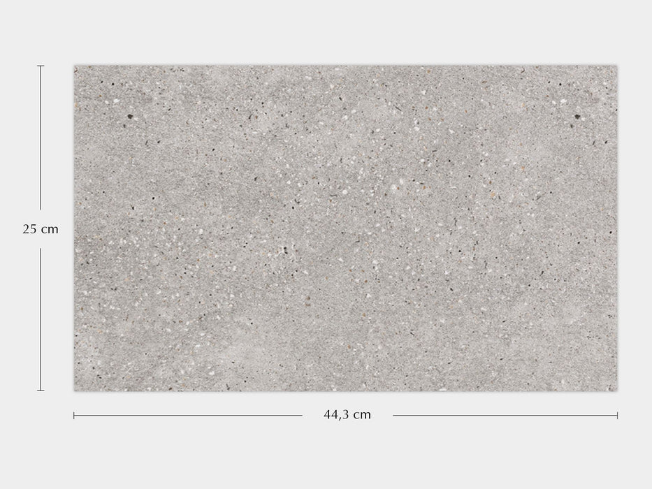 Porcelanosa Bottega Acero - 25x44.3cm Wall Tile