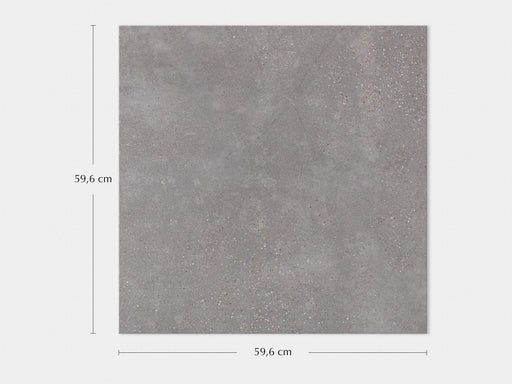 Porcelanosa Bottega Acero - 59.6x59.6cm Wall & Floor Tile
