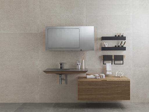 £74.94 /sqm - Porcelanosa Bottega Caliza - Wall Tile