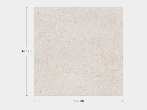 Porcelanosa Bottega Caliza - 44.3x44.3cm Wall & Floor Tile