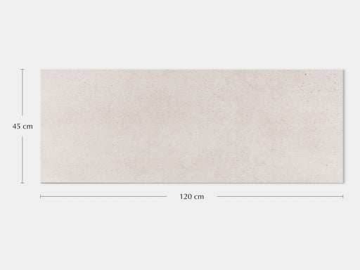 £74.94 /sqm - Porcelanosa Bottega Caliza - 45x120cm Wall Tile