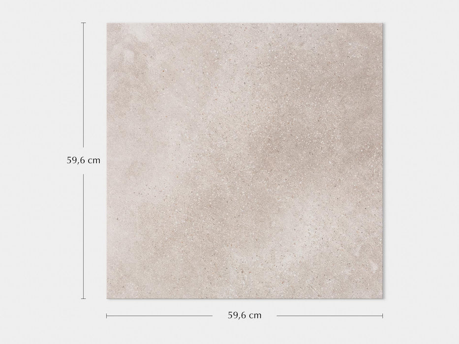 Porcelanosa Bottega Caliza - 59.6x59.6cm Wall & Floor Tile