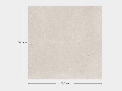 Porcelanosa Bottega Caliza - 60.2x60.2cm Wall & Floor Tile