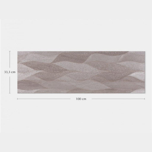 Porcelanosa Ona Natural - 33.3x100cm - Wall Tiles