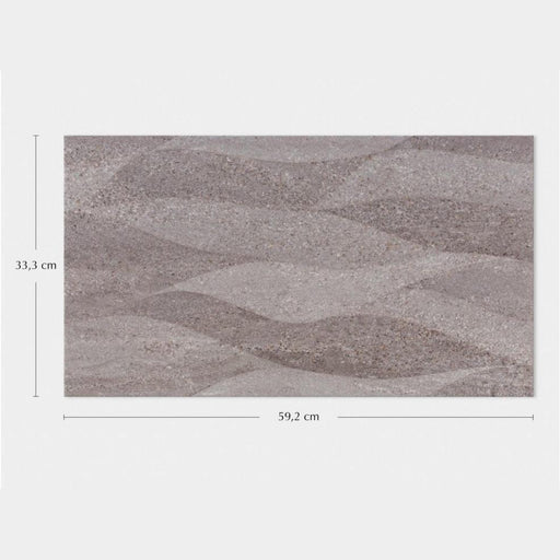 Porcelanosa Ona Natural - 33.3x59.2cm - Wall Tiles