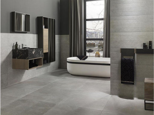 Porcelanosa Bottega Acero - Wall & Floor Tile