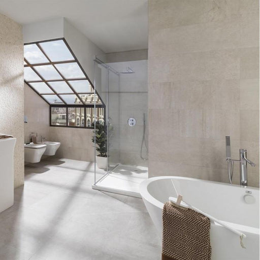 Porcelanosa Rodano Caliza - 44.3x44.3cm Wall & Floor Tiles